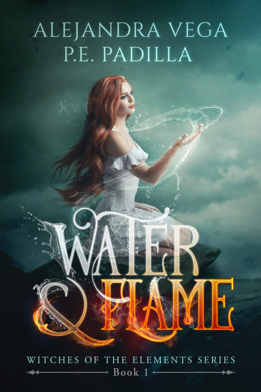 Water & Flame (Witches of the Elements Series, Book 1)