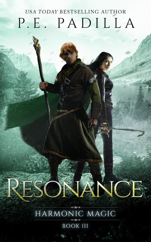 Resonance (Harmonic Magic Book 3)